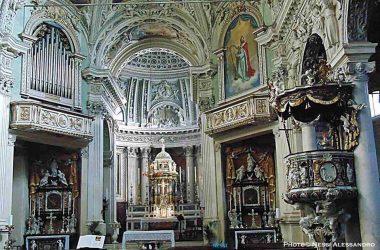 Basilica di San Martino Vescovo - Alzano Lombardo