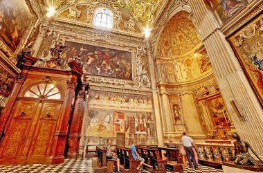 Basilica di Santa Maria Maggiore di Bergamo Lombardia