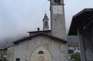 Bergamo Cappella dell'Annunciata, Cerete Alto
