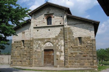 Bergamo Chiesa di San Giorgio in Lemine- Almenno San Salvatore
