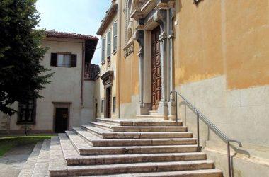Bergamo Chiesa di San Pietro - Alzano Lombardo