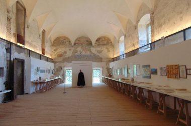 Bergamo Il monastero di Astino