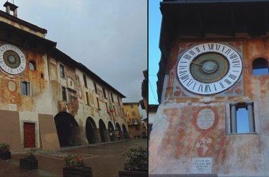 Bergamo -L'Orologio Planetario Fanzago di Clusone