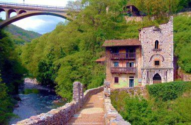 Bergamo Ponte di Attone - Ubiale Clanezzo