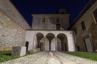 Bergamo monastero di Astino
