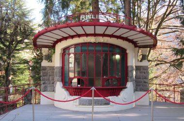 Biglietteria Terme di San Pellegrino Architettura Liberty Anno 1905