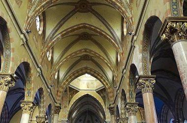 Bonate sotto - Bergamo - chiesa parrocchiale del Sacro Cuore di Gesù