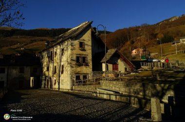 Borgo antico di Arnosto Fuipiano Valle Imagna