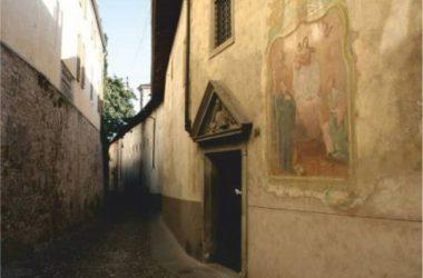 CHIESA DI SANTA GRATA IN COLUMNELLIS Bergamo
