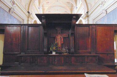 Calusco d'Adda Bergamo Convento Santa Maria Assunta