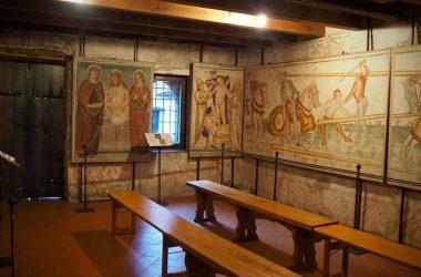 Camera PIcta Casa di Arlecchino - Oneta San Giovanni Bianco