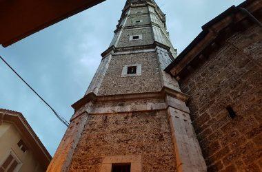 Campanile Basilica di Gandino