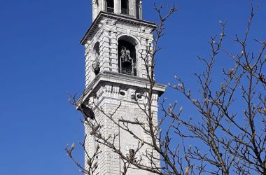Campanile Basilica di Santa Maria Assunta - Clusone -Val Seriana