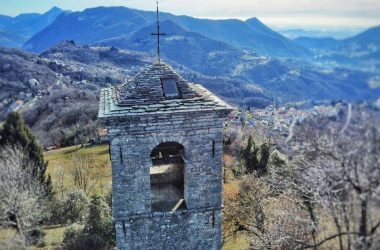 Campanile Chiesa di San Pietro Berbenno