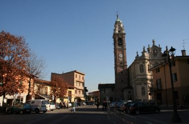 Campanile Chiesa di San Zenone - Osio Sotto