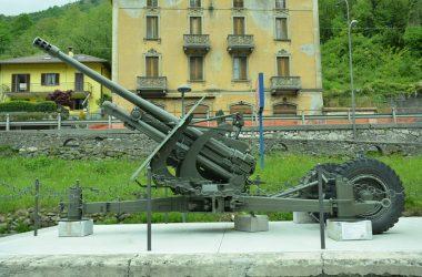 Cannone Museo del Soldato Zogno