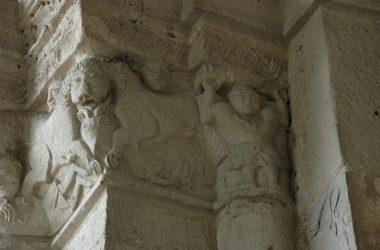 Capitello Basilica Santa Giulia - Bonate Sotto