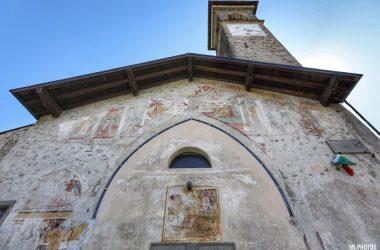Cappella dell'Annunciata – Cerete Bergamo