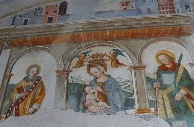Cappella dell'Annunciata, Cerete Alto Valle Seriana