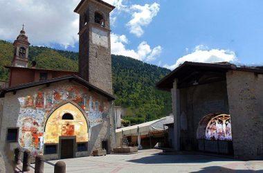 Cappella dell'Annunciata o Cappella Marinoni - Cerete