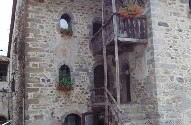 Casa di Arlecchino a Oneta San Giovanni Bianco