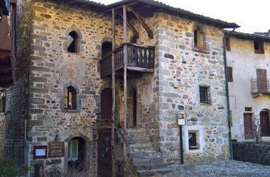 Casa di Arlecchino a San Giovanni Bianco