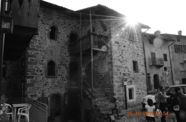 Casa di Arlecchino di Oneta San Giovanni Bianco