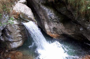 Cascate della Val Vertova