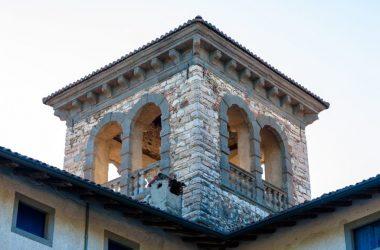 Castello Giovanelli Luzzana Bergamo