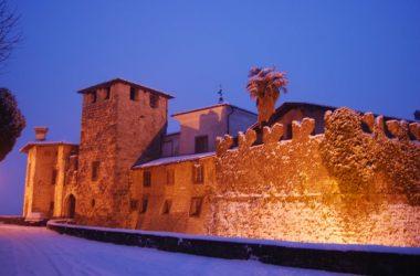 Castello dei Conti Calepio - Castelli Calepio