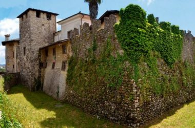 Castello di Castelli Calepio - Bergamo