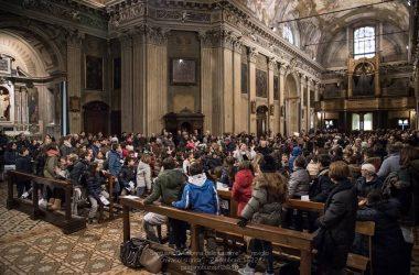 Celebrazione del Santuario della Madonna delle lacrime Treviglio