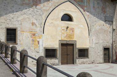 Cerete Cappella dell'Annunciata