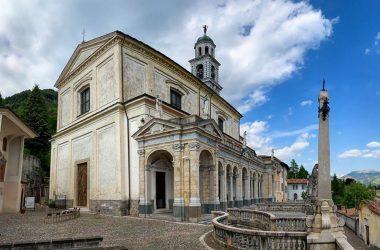 Chiesa Clusone - Bergamo