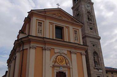 """Chiesa Desenzano al Serio (Bergamo) Il Santuario è chiamato della """"Madonna della gamba"""""""