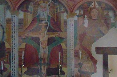 Chiesa Ludovico di Tolosa – Camerata Cornello