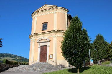 Chiesa Madonna Addolorata di Trate - Gaverina Terme