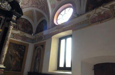 Chiesa Madonna delle Quaglie - Lurano