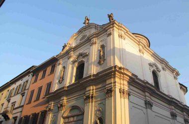 Chiesa Madonna dello Spasimo a Bergamo