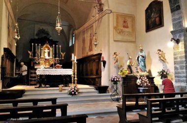Chiesa Maria della Salute - Selvino