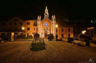 Chiesa Ponte Selva - Parre