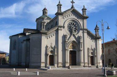 Chiesa Prepositurale del Sacro Cuore di Gesù - Bonate Sotto