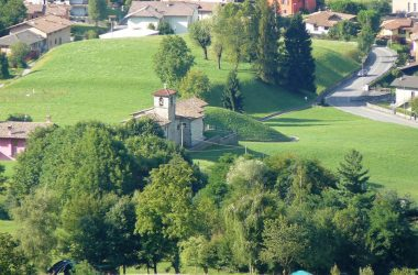 Chiesa San Gottardo Cirano Gandino