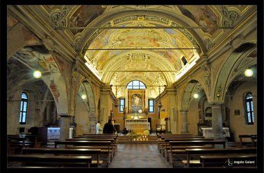 Chiesa Santa Maria Nascente Gandellino Bg