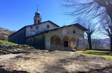 Chiesa Santuario Santissima Trinità - Casnigo