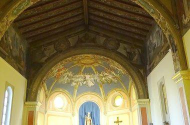 Chiesa Santuario della madonna della Scopa - Osio Sopra