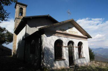Chiesa della Madonna del Castello - Gandosso Bg