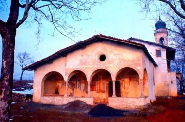 Chiesa della Trinità di Casnigo Bg