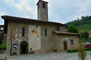 Chiesa di Ascensione - Costa Serina