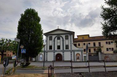 Chiesa di Comonte frazione di Seriate